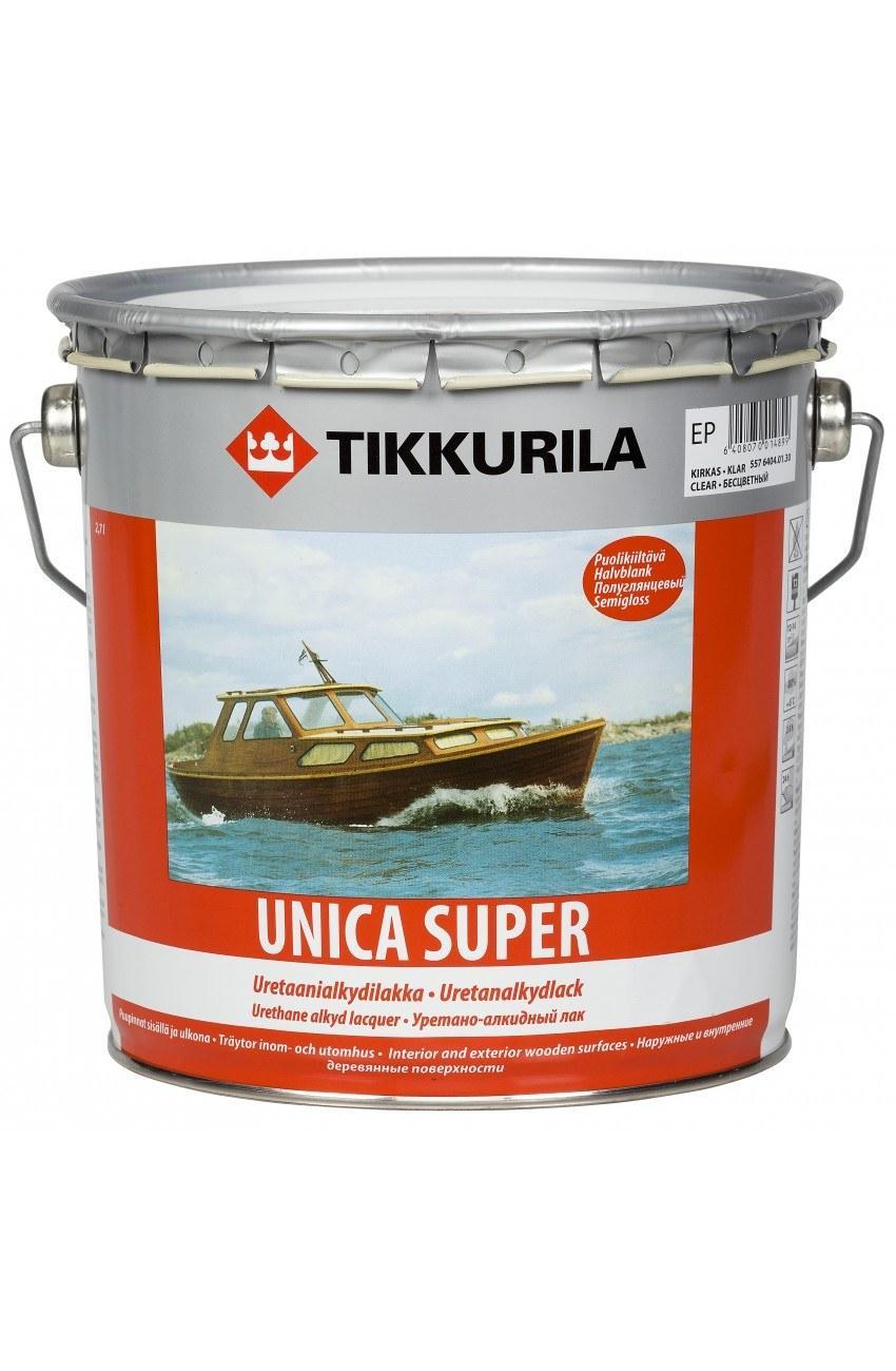 tikkurila для лодок