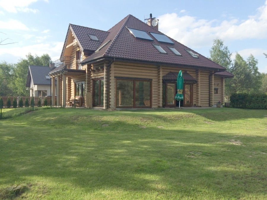 Строительство деревянных домов в Казани из